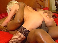 Loads Of Foreplay - Interracial Creampie