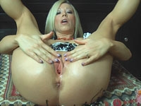 Super Bowl 2013 - Foot Job and Creampie