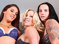 Vegas Orgy - BBC Group Sex