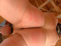 Garage Slave Torture